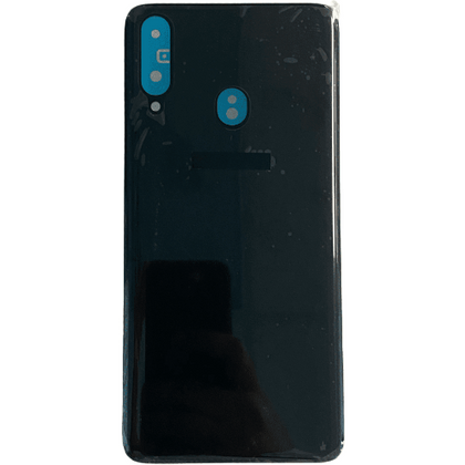 Back Door Cover Black for Samsung A20s - Best Cell Phone Parts Distributor in Canada