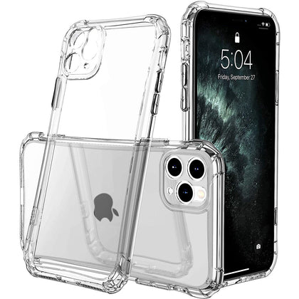 TPU Clear Case for iPhone 11 Pro Max Shock Proof Corners