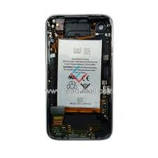 iPhone 3G Battery Cover 16G BlackFull Assembly