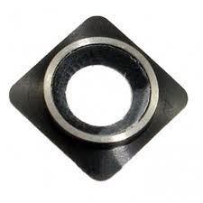Replacement Camera Ring Back Compatible with iPhone 4