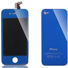 iPhone 4 Color Kit Dark Blue - Cell Phone Parts Canada