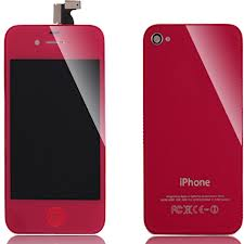 iPhone 4 Color Kit Hot Pink