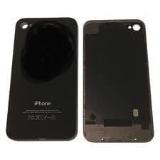 iPhone 4S Back cover Black - Best Cell Phone Parts Distributor in Canada