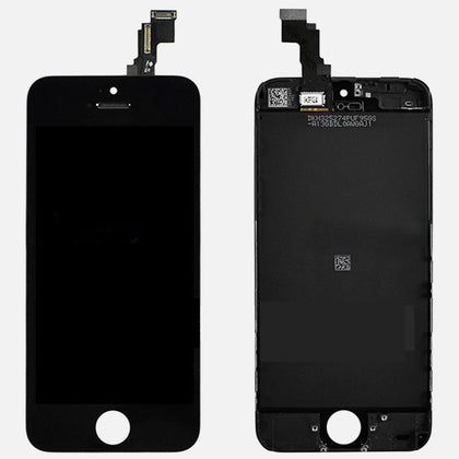 iPhone 5C LCD+Digitizer Black AAA Quality - Cell Phone Parts Canada