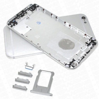iPhone 6 Back Housing Silver - Best Cell Phone Parts Distributor in Canada