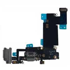 Replacement iPhone 6s Plus Charging Port Flex Black - Best Cell Phone Parts Distributor in Canada
