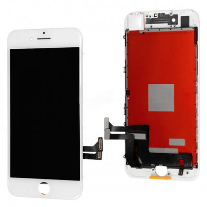 LCD & Digitizer for iPhone 7 Plus White AAA Quality - Best Cell Phone Parts Distributor in Canada