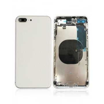 Replacement iPhone 8 Plus Housing with small parts White - Best Cell Phone Parts Distributor in Canada