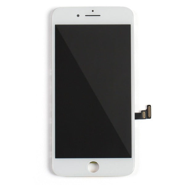 Replacement LCD & Digitizer Compatible With iPhone 8 Plus - White OEM
