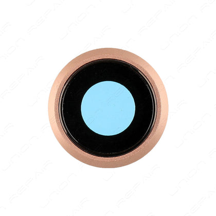 iPhone 8 Camera Lens Gold - Cell Phone Parts Canada