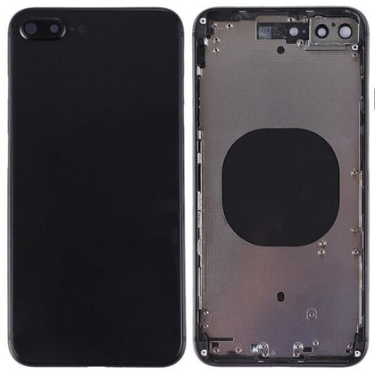 iPhone 8 Housing Back Black - Cell Phone Parts Canada
