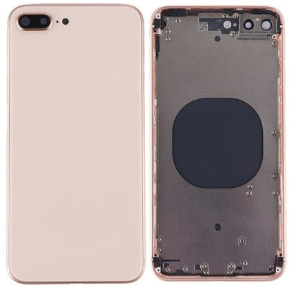 iPhone 8 Housing Back Gold - Cell Phone Parts Canada