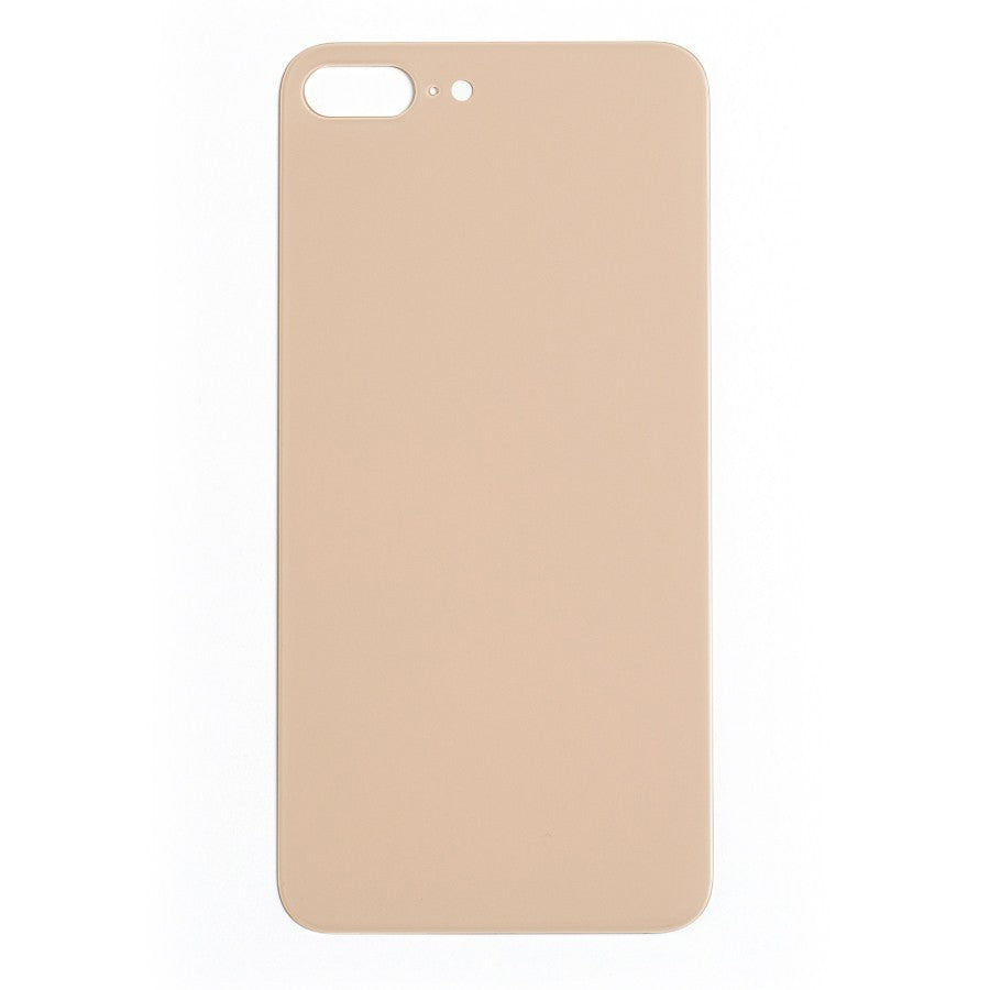 Replacement  Back Cover Compatible with iPhone 8 Plus - Gold