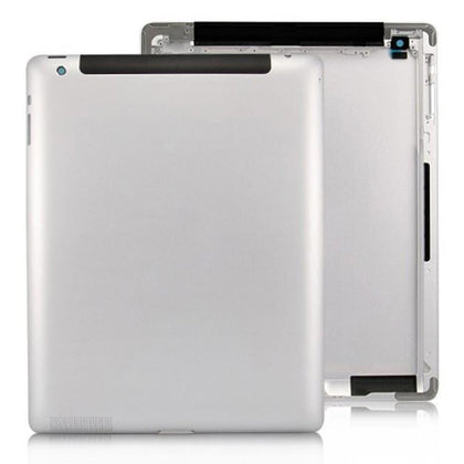 iPad 3 Back Housing (Silver) WiFi - Cell Phone Parts Canada