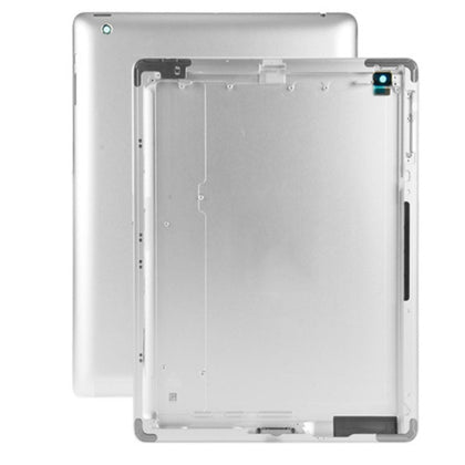 iPad 4 Back Housing (Silver) WiFi - Best Cell Phone Parts Distributor in Canada