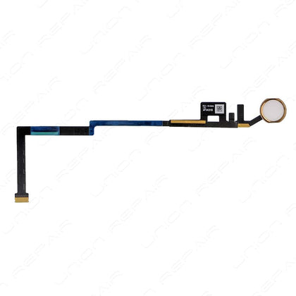 iPad 5, iPad 6 Home Button Flex Gold - Cell Phone Parts Canada