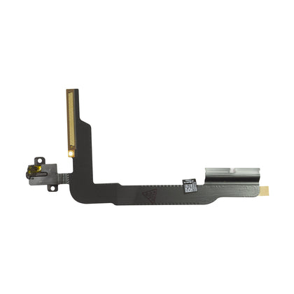 iPad 4 Head Phone Jack Flex Black - Best Cell Phone Parts Distributor in Canada