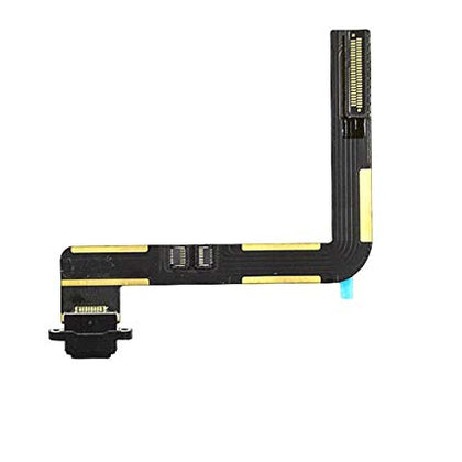 iPad 5 Charge Port Flex Black - Cell Phone Parts Canada