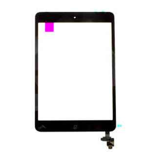 iPad Mini Digitizer Black - Cell Phone Parts Canada