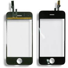 iPhone 3GS Digitizer Black