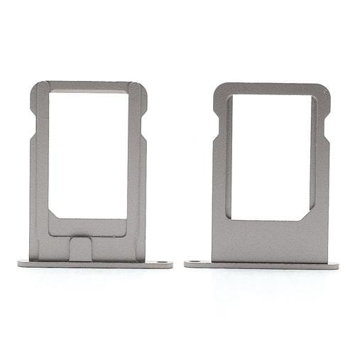 Replacement for iPhone 5S Sim Card Tray Grey