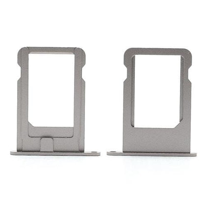 iPhone 5S Sim Card Tray Grey - Cell Phone Parts Canada