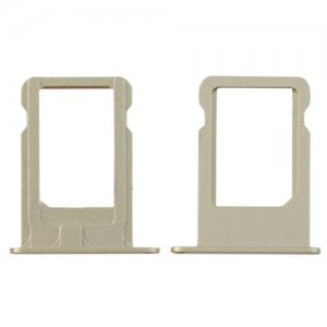 iPhone 5S Sim Card Tray Silver