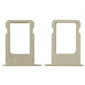 iPhone 5S Sim Card Tray Silver - Cell Phone Parts Canada