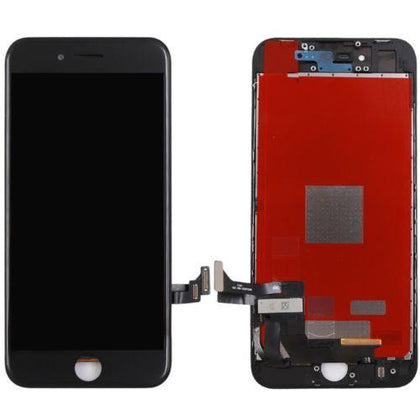 LCD & Digitizer for iPhone 7 Black (OEM) - Best Cell Phone Parts Distributor in Canada
