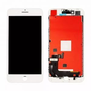 LCD & Digitizer for iPhone 7 White (OEM) - Best Cell Phone Parts Distributor in Canada