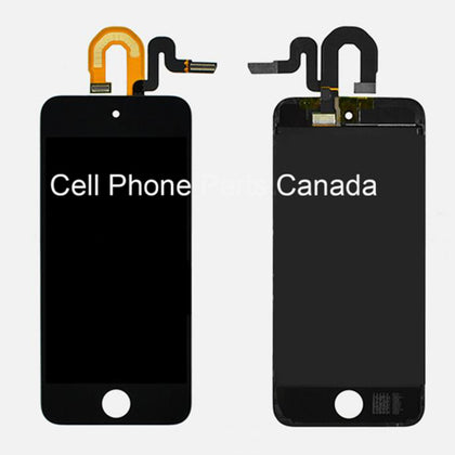 iPod Touch 5 / 6 LCD with Digitizer Black - Best Cell Phone Parts Distributor in Canada