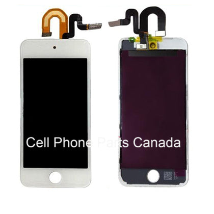 iPod Touch 5 / 6 LCD with Digitizer White - Cell Phone Parts Canada
