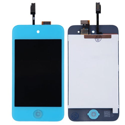 iPod 4 LCD+Dig Baby Blue - Cell Phone Parts Canada