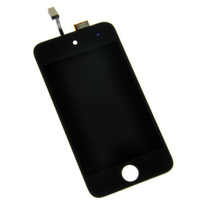 iPod 4 LCD+Digi Black - Cell Phone Parts Canada