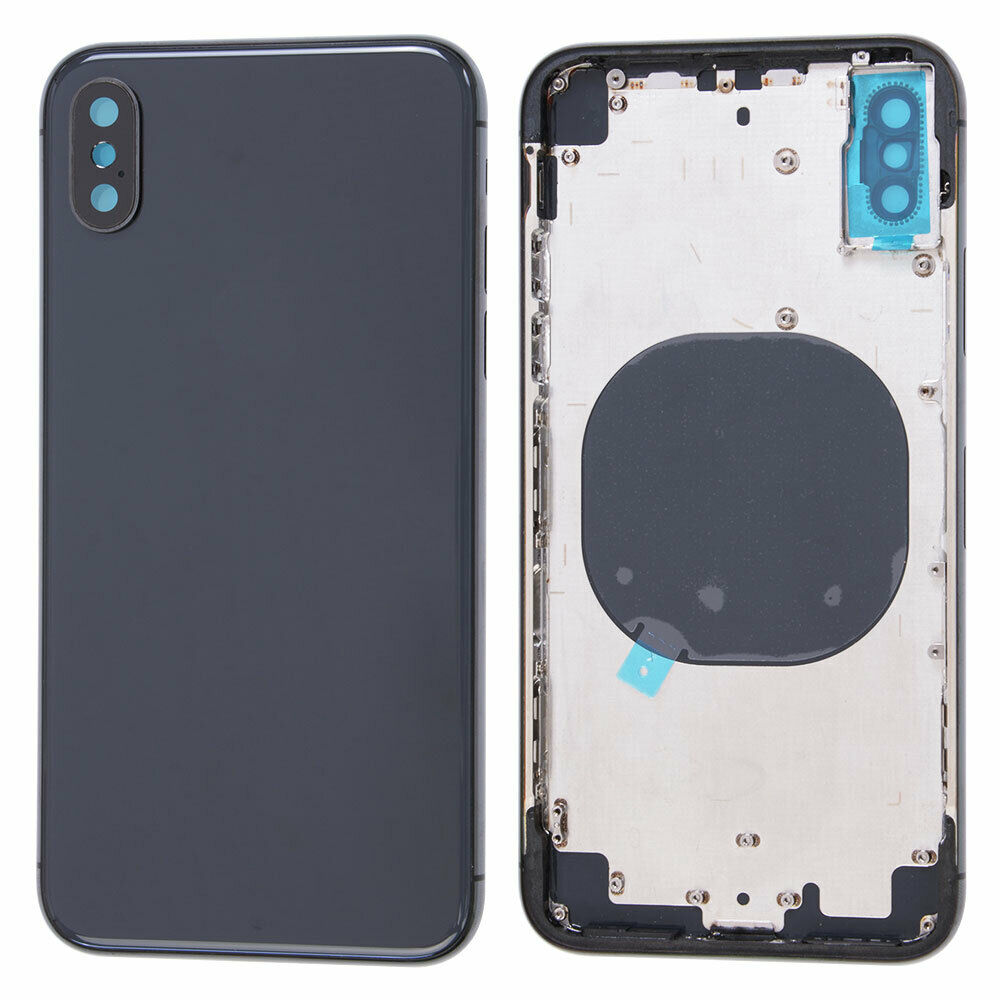 Replacement Housing Compatible With iPhone X Black