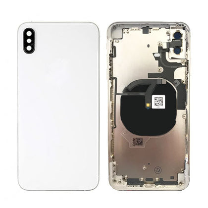 Replacement iPhone XS Housing White - Cell Phone Parts Canada