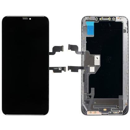 Replacement iPhone XS Max LCD & Digitizer (OLED SOFT) OEM - Best Cell Phone Parts Distributor in Canada