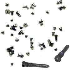 iPhone X Screw Set Black - Best Cell Phone Parts Distributor in Canada