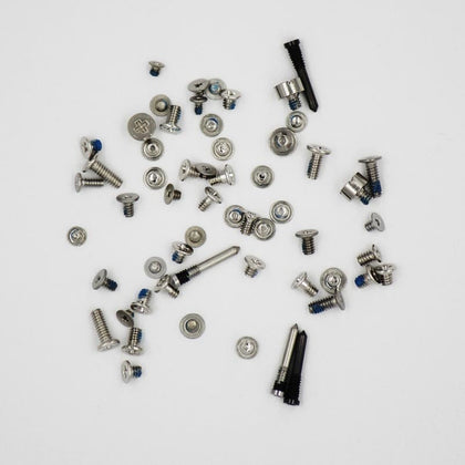 iPhone X Screw Set Silver - Best Cell Phone Parts Distributor in Canada