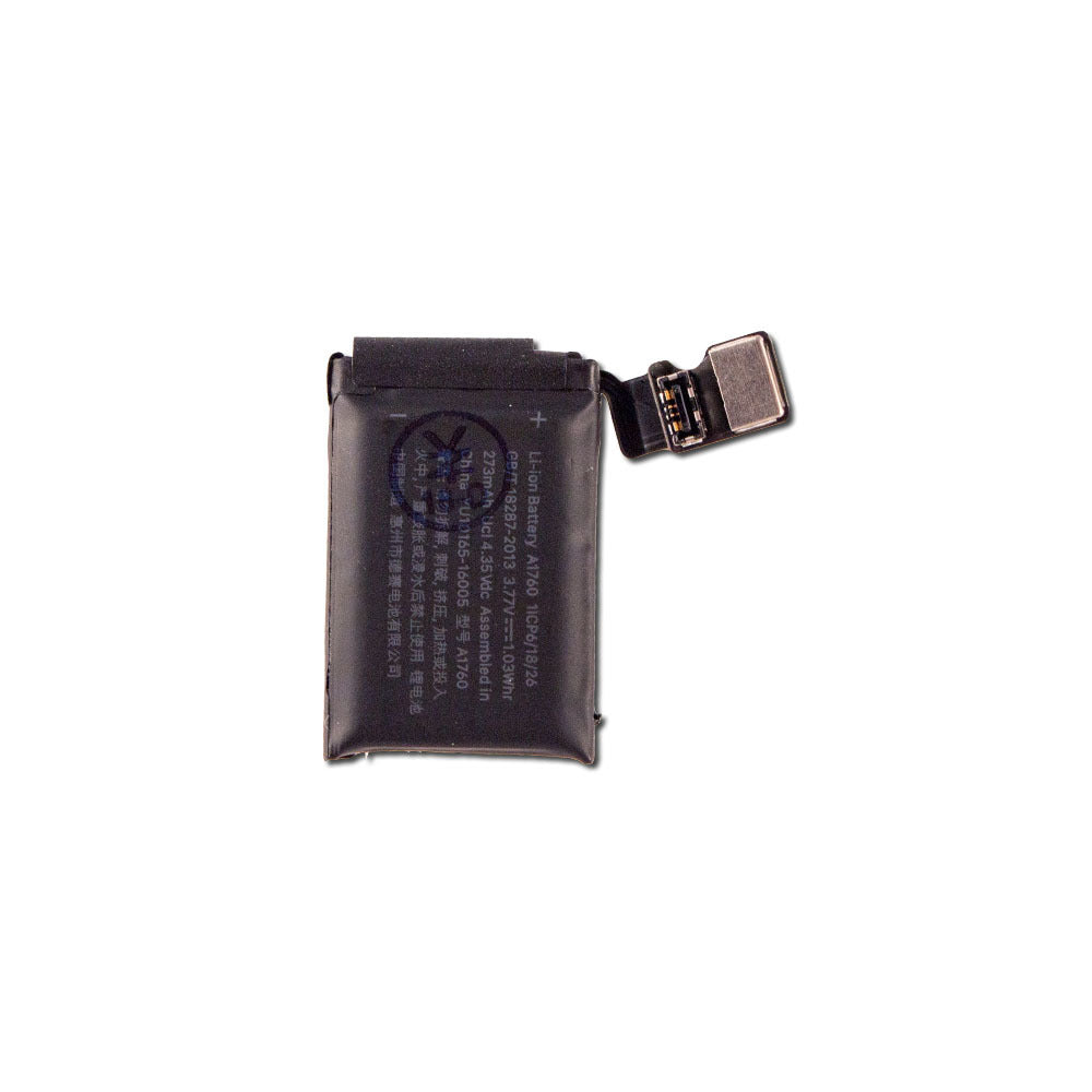 Replacement Battery Apple iWatch 2 (38 mm) A1760