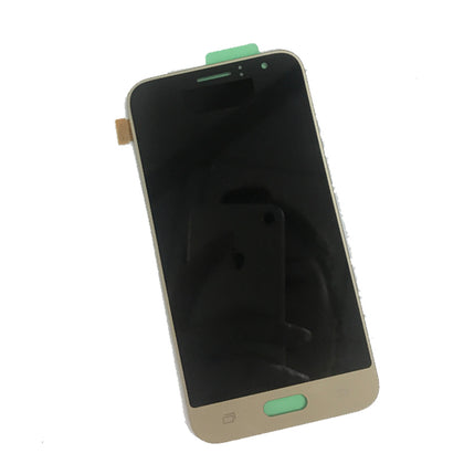 Samsung J1 LCD Assembly Gold SM-J120 (2016) - Best Cell Phone Parts Distributor in Canada