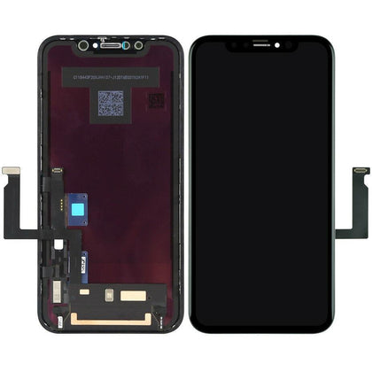 Replacement iPhone XR LCD & Digitizer  Black (INCELL) ZY - Cell Phone Parts Canada