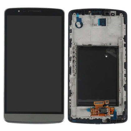 LG G3 D855 LCD & Digitizer with Frame Black - Cell Phone Parts Canada