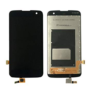LG K4 K121 LCD Black - Cell Phone Parts Canada