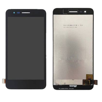 LG K4 2017 M151 LCD Assembly Black - Cell Phone Parts Canada