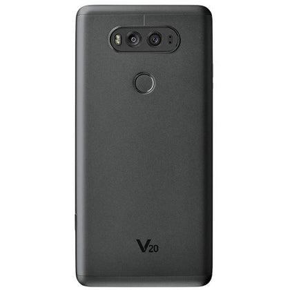 LG V20 Back Cover Black