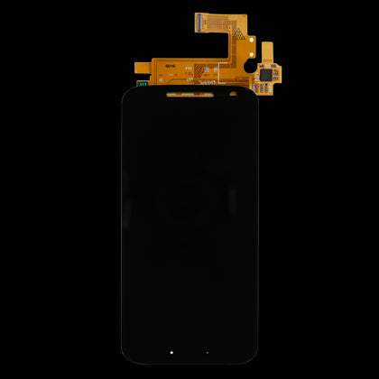 Motorola Moto G4 (XT1625) LCD Screen and Digitizer Black - Cell Phone Parts Canada