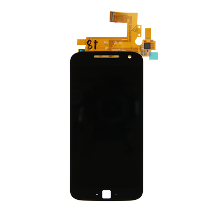 Motorola Moto G4 Plus (XT1641) LCD Screen and Digitizer Black - Cell Phone Parts Canada