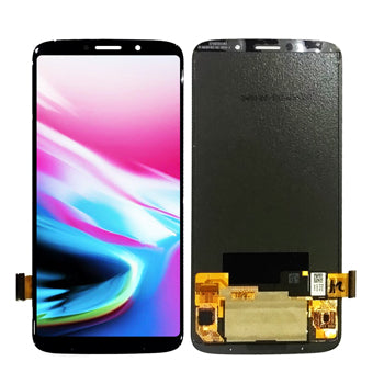 Moto Z3 Play LCD & Digitizer Assembly Black (XT1929) - Best Cell Phone Parts Distributor in Canada