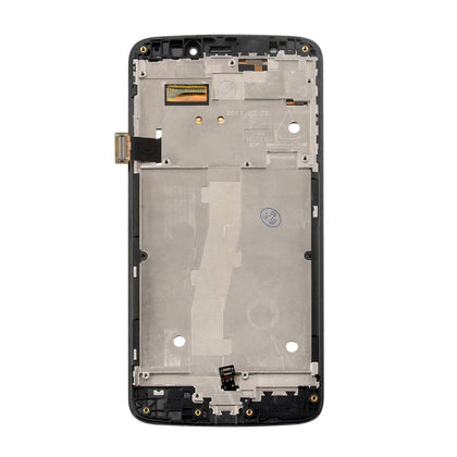 Motorola Moto E4 LCD & Digitizer with Frame Black - Cell Phone Parts Canada